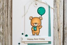 MFT Beary Special Birthday