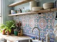 The Healing Home:  Kitchens & Dining Areas