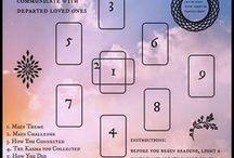 Tarot / Tarot information, spreads