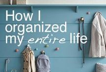 Home | Organization / by Emily | Life with Emily Blog