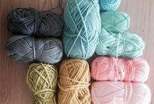 Art: Yarn / I love yarn! crochet tutorials and projects / by Sherrie Williams