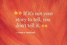 Quotes / by Barb Morgan