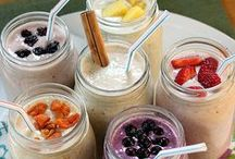 Food: smoothies / smoothie recipes