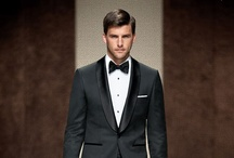 A well Dressed man / Because who doesn't love a well dressed man? / by Anne Lander