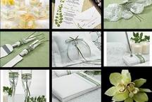 Mint Green wedding / Mint Green...trendy wedding color