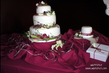Wedding Cakes / Wedding cakes of all styles and sizes!