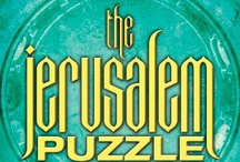 The Jerusalem Puzzle / 2nd novel in the series that started with The Istanbul Puzzle. Available December 3rd 2012 in ebook and January 3rd 2013 in paperback. It follows Sean and Isabel's story as they travel to Jerusalem and Cairo.