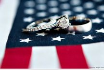 Military Wedding / Military Weddings bring a day of honor to your special day