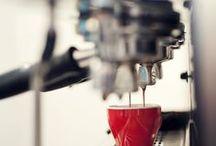 Coffee! / Coffee, just the way I love it.... cappuccino, latte macchiato etc.