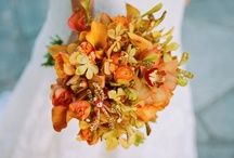 Tangerine Wedding / This color is beautiful and so many options to make your wedding a day to remember!