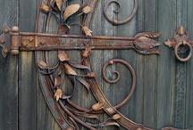 Doors / by Charles Parrott