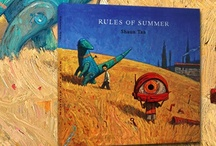 Rules of Summer by Shaun Tan / We will post all things Rules of Summer by Shaun Tan on this board!  The book will be available from 8th October 2013