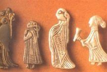 Amulets / vintage and modern
