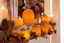 Autumn and Halloween Decor and Recipes / by Natalie Winchel