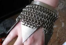 craft - chain, chainmaille, armour... / by Doris Chan