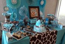 baby showers / by Wendie Chong
