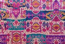 textiles, structures, details etc.