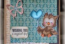 My Handmade cards & stuff.. / My handmade cards, tags etc... click on image and it will take ou to my blog ♥