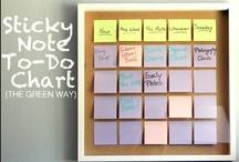 be organized / by Jane Frazier