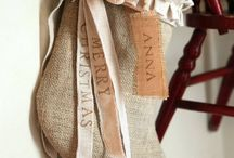 Holidays: A Burlap Christmas / by Laurie @ Gallamore West