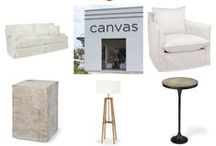 Canvas Interiors / our collection / Canvas Interiors - laid back elegance with a beach chic vibe // 3 store locations (Altamonte Springs, Jacksonville and Winter Park FL) VISIT US OR SHOP OUR ONLINE STORE : www.canvasinteriors.com