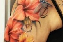 Tattoos / by Stephanie Moon