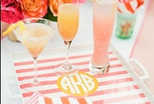 Fabulous Entertaining / by Whimsees {personalized gifts}