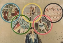 Vintage Olympic Posters / View more at www.IVPDA.com #VintagePosters