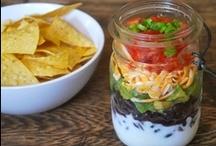 Recipes: Mason Jars