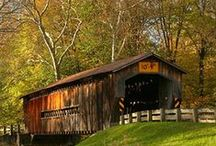 COVERED BRIDGES / by Becky Perkins