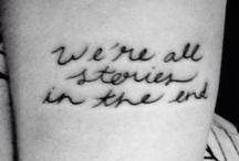 Tatoo / Some day I'll get a tatoo