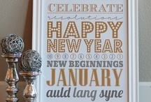 Holidays: New Year Celebration / by Laurie @ Gallamore West