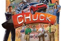 TV  - Chuck / My favorite TV series. Drama, comedy and romance