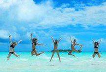 Beautiful Beaches & Resorts / Beautiful Beaches and Resorts / by 🌷Fiona 🌏