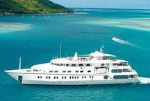 Boats   Ships   Yachts / Boats, ships, yachts.  / by 🌷Fiona 🌏