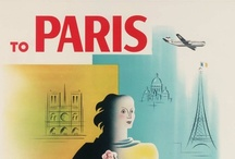 City Posters / View more at www.IVPDA.com #VintagePosters