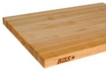 Cutting Boards and Butcher Blocks