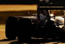 Formula 1 / Well, also if I'm a girl I love Formula 1
