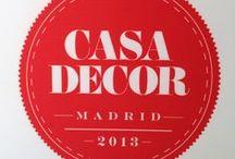 Casa Decor. Madrid 2013 / La mayor exposición de interiorismo, arquitectura, diseño y arte de Europa.