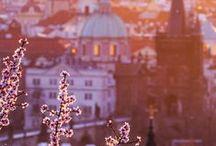 Spring in Prague / The beautiful city of Prague during Spring time. http://www.fourseasons.com/prague/