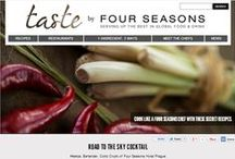 Recipes and Taste blog by Four Seasons / Recipes by CottoCrudo restaurant & Four Seasons Taste blog