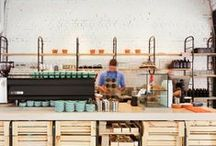 Coffeeshop Design / Picture of places we like. Best designed cafés from all around the world!