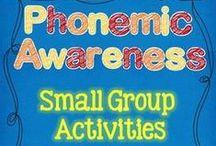 Phonemic Awareness Fun / by kathy m miller