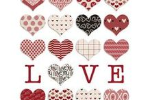 Love & Hearts / Because... all you need is love...