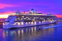Royal Caribbean Cruise / Royal Caribbean Cruise Line  / by 🌷Fiona 🌏