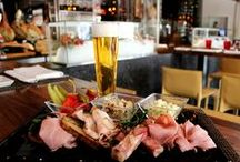 Local Flavors / We have created a special menu including delights and delicious cocktails based on the Czech local flavor - beer!