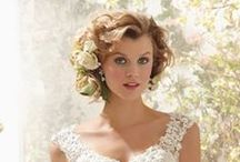 Wedding Hairstyles / From Wedding Hairstyles to wedding updos we'll help you find the perfect style. Discover the perfect wedding hairstyles at World of Bridal.