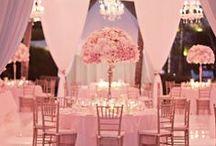 Pink Weddings Ideas