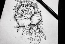 Sketch-Artwork-Tattoo design