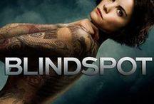 TV | Blindspot / Starring Sullivan Stapleton, Jaimie Alexander, Ashley Johnson, Rob Brown and Audrey Esparza